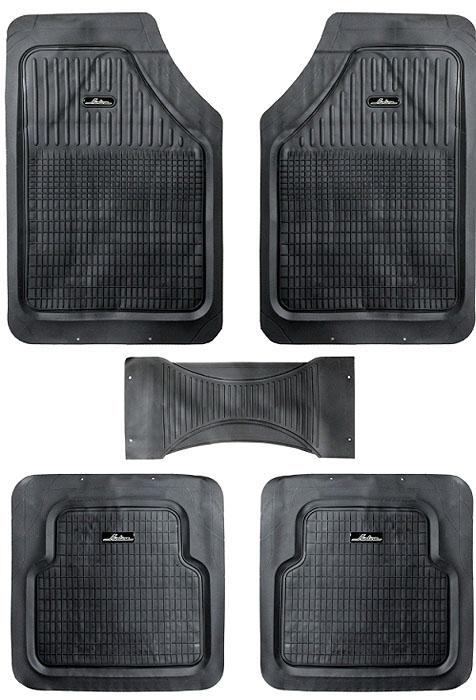 Комплект ковриков в салон автомобиля Novline-Autofamily Mitsubishi Lancer X 2007 . Цвет: черный - фото 10