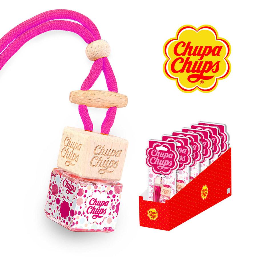 Автомобильные ароматизаторы Chupa Chups Ароматизатор воздуха Chupa Chups CHP505 - фото 10