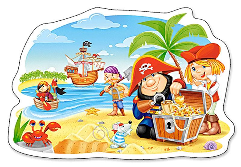 Картинки пиратской тематики для детей, картинках
