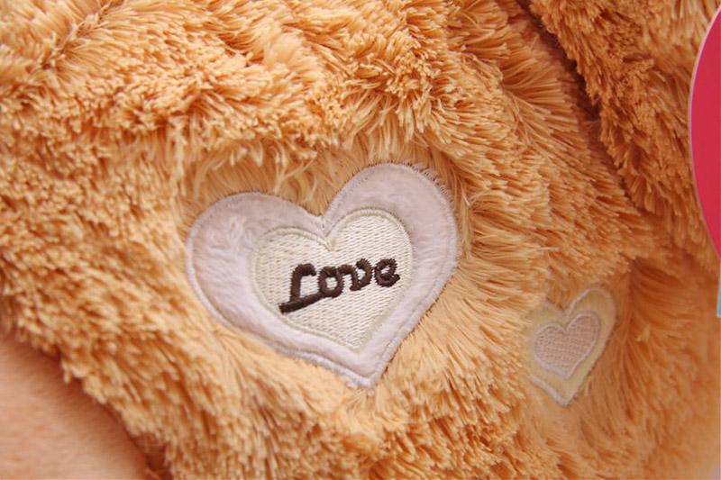 Magic Bear Toys Мягкая игрушка Мишка в футболке 80 см